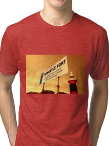 Welcome To Fremantle Tri-blend T-Shirt