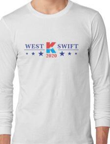 Kanye West for President Long Sleeve T-Shirt