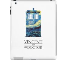 """Vincent and the Doctor"" iPad Case/Skin"