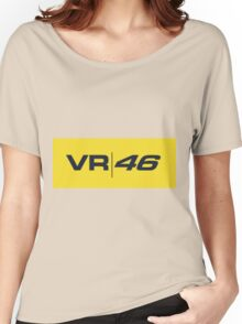 Valentino Rossi  Women's Relaxed Fit T-Shirt