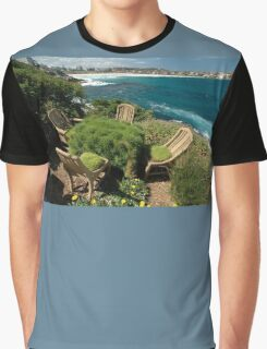 Ultimate Garden Furniture @ Sculptures By The Sea Graphic T-Shirt