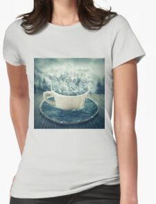 winter cup Womens Fitted T-Shirt