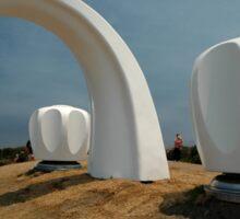 Big Tap @ Sculptures By The Sea, Australia 2011 Sticker