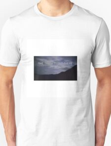 """""""the truth is out there"""" - the x-files  T-Shirt"""