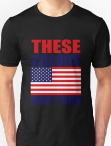 American Flag Quotes T-Shirt