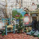 The Cowboy's Lounge by wiscbackroadz