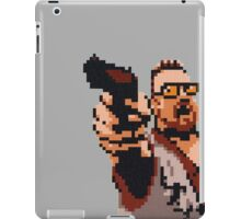 John Goodman 8-bit iPad Case/Skin