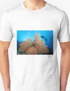 Divers Heaven Unisex T-Shirt
