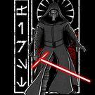 Knight of Ren (Alternate) by J.C. Maziu