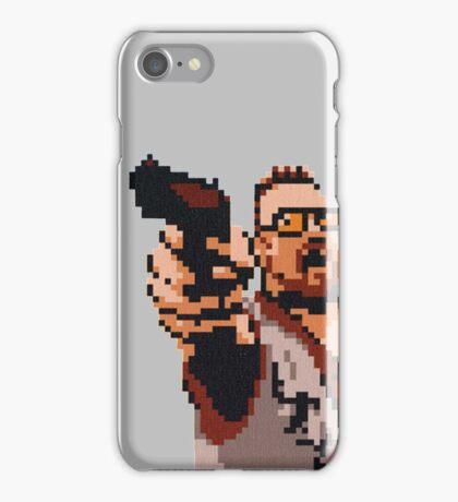 John Goodman 8-bit iPhone Case/Skin
