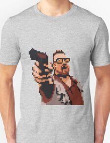 John Goodman 8-bit T-Shirt