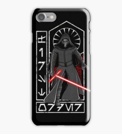 Knight of Ren (Alternate) iPhone Case/Skin
