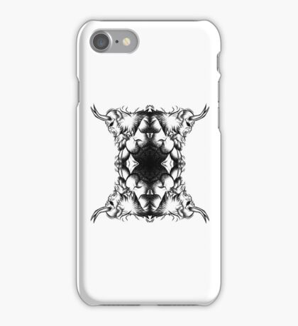 4 Oni iPhone Case/Skin