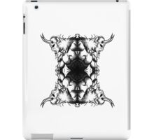 4 Oni iPad Case/Skin