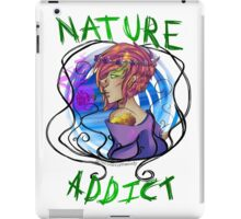 Nature Is My Only Solace iPad Case/Skin