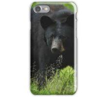 the bear shirt iPhone Case/Skin