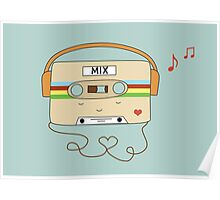 Mix Tape Poster
