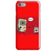 gameboy zombie iPhone Case/Skin