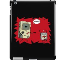 gameboy zombie iPad Case/Skin