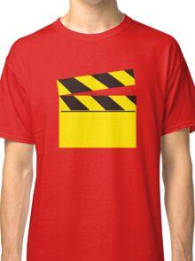 Blank FILM movie board Classic T-Shirt