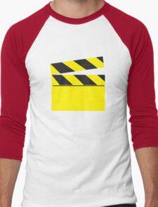 Blank FILM movie board Men's Baseball ¾ T-Shirt