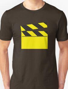 Blank FILM movie board T-Shirt