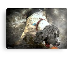 Just One More Second Metal Print