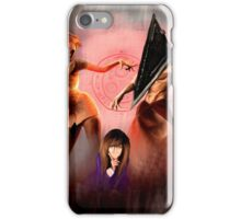 Silent Hill feat. Pandorya iPhone Case/Skin