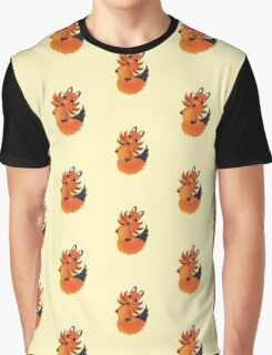 Cute little Foxy fox Graphic T-Shirt