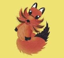 Cute little Foxy fox Kids Tee