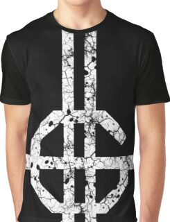2015 LOGO - destroyed white Graphic T-Shirt