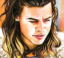 Harry Styles-Vest by dariemkova