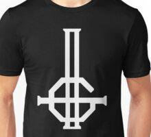 2015 LOGO - solid white Unisex T-Shirt