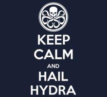 KEEP CALM and HAIL HYDRA by Golubaja