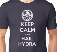 KEEP CALM and HAIL HYDRA Unisex T-Shirt