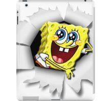 spongebob iPad Case/Skin