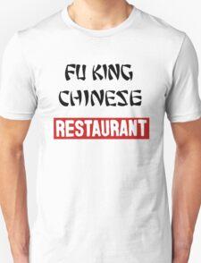 fu king chinese restaurant Unisex T-Shirt