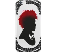 Rufio Silhouette iPhone Case/Skin
