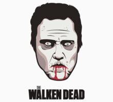 """Christopher Walken - """"The Walken Dead"""" Official Baby Tee"""