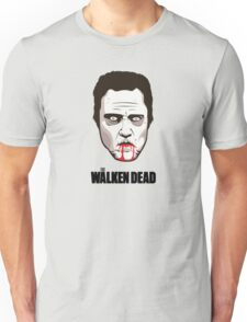 "Christopher Walken - ""The Walken Dead"" Official Unisex T-Shirt"
