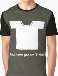 This Is Not A T-Shirt Graphic T-Shirt
