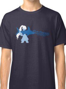 Atlas Fisheries - RWBY Classic T-Shirt