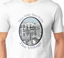 NYC-Name this lower Manhattan intersection? Unisex T-Shirt