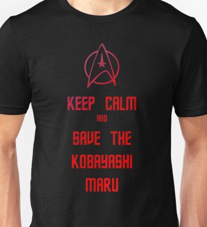Kobayashi Maru Unisex T-Shirt