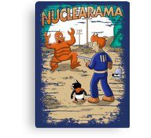 Nuclearama (Andriu & Legendary phoenix) Canvas Print