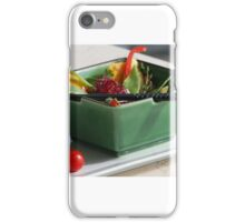 salad iPhone Case/Skin