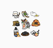 Cute Neko Atsume Design Unisex T-Shirt