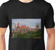 Hunyadi Castle (Corvin's Castle) in Hunedoara, Romania Unisex T-Shirt