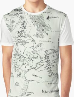 Middle Earth Graphic T-Shirt