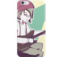 MUSICIAN. iPhone Case/Skin